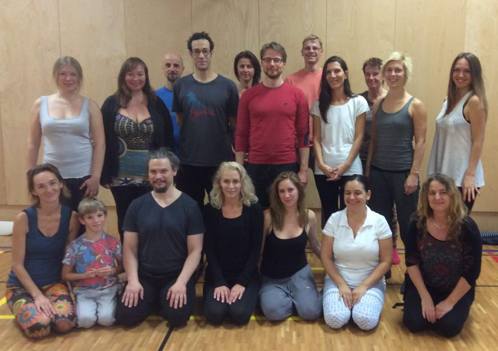 Introduction to Yantra Yoga with Jeff Sable on October 16, 2016