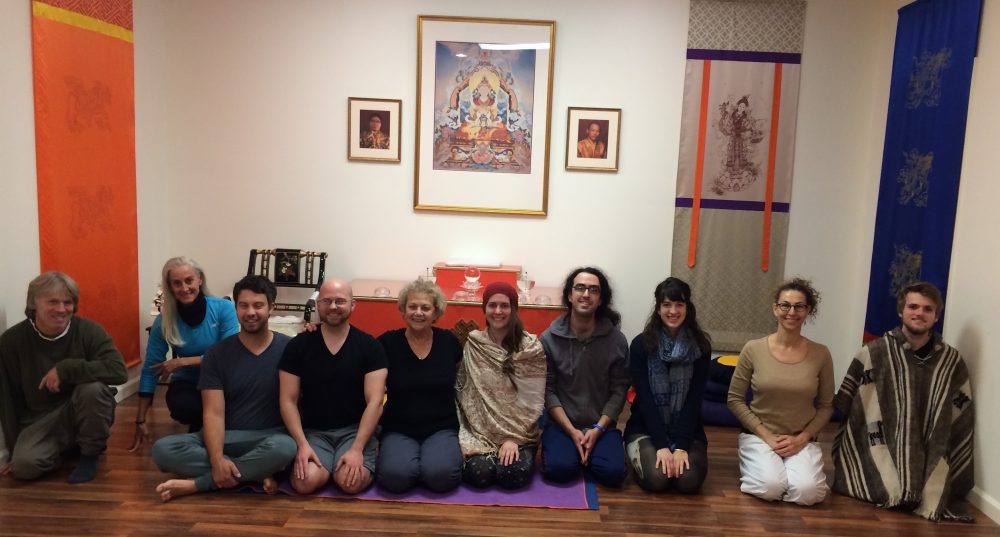 Introduction to Yantra Yoga in Asheville, North Carolina from October 21-23, 2016 with Naomi Zeitz