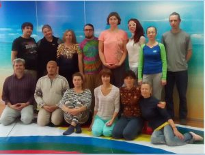 Vajra Dance Course in Russia