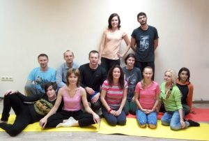 Yantra Yoga in Kharkov