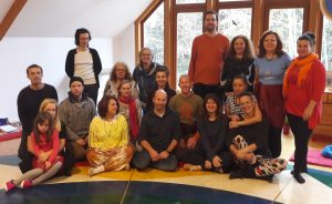 Vajra Dance Course in Phendeling, Czech Republic