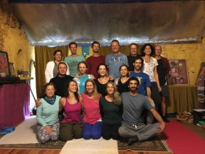 Dejamling Yantra Yoga 1st – 2nd Level Supervision