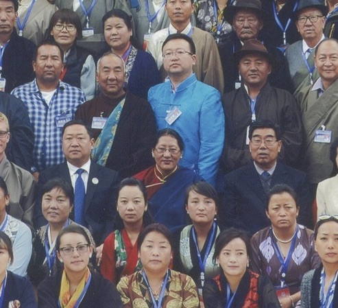Dr Phuntsog Wangmo (center third row from the bottom)