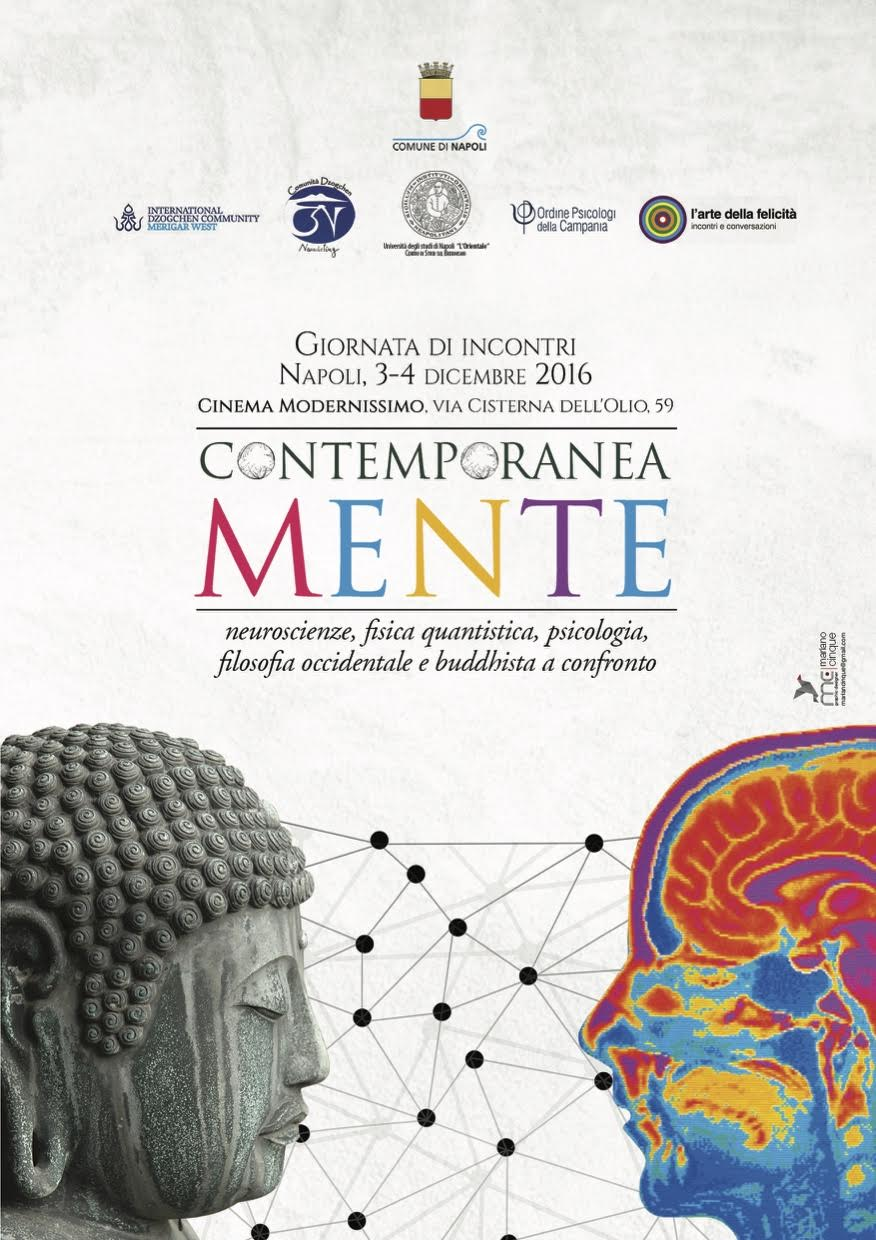 'Contemporanea/mente' Conference in Naples