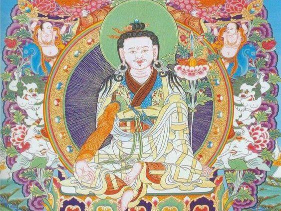 25/5 Jigme Lingpa Ganapuja for Dzamling Gar Gönpa