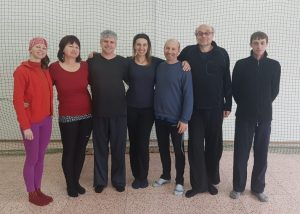 Yantra Yoga Follow-Up Course in Olomouc, Czech Republic