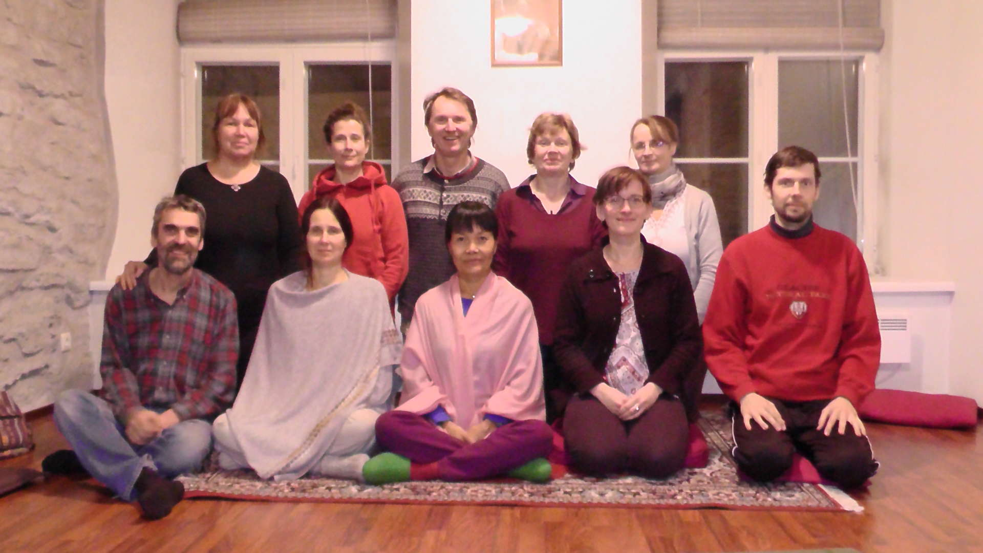 Kumbhaka weekend intensive with Oni McKinstry and Maaja Zelmin in Tallinn, Estonia, November 19-20, 2016