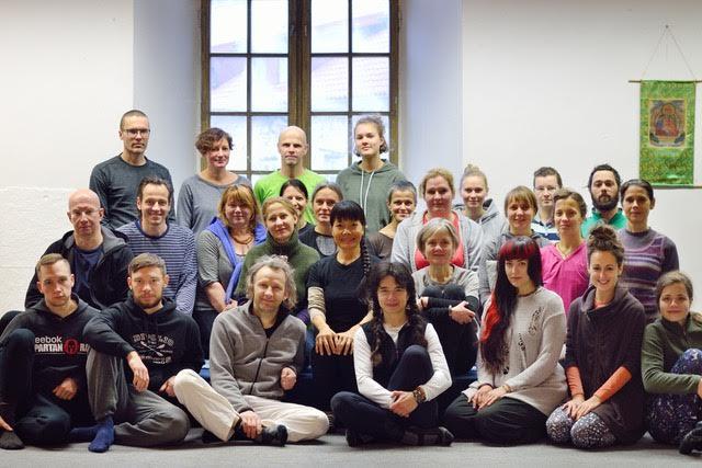 yantra yoga courses vilnius lithuania