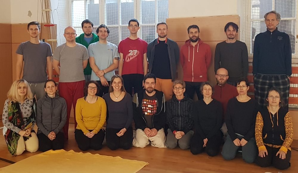 Introduction to Yantra Yoga with Magdalena Ourecka in Brno, Czech Republic, January 20-22, 2017