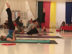 Yantra Yoga Supervision and Authorization