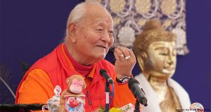 The Dzogchen Community is like a Family  .
