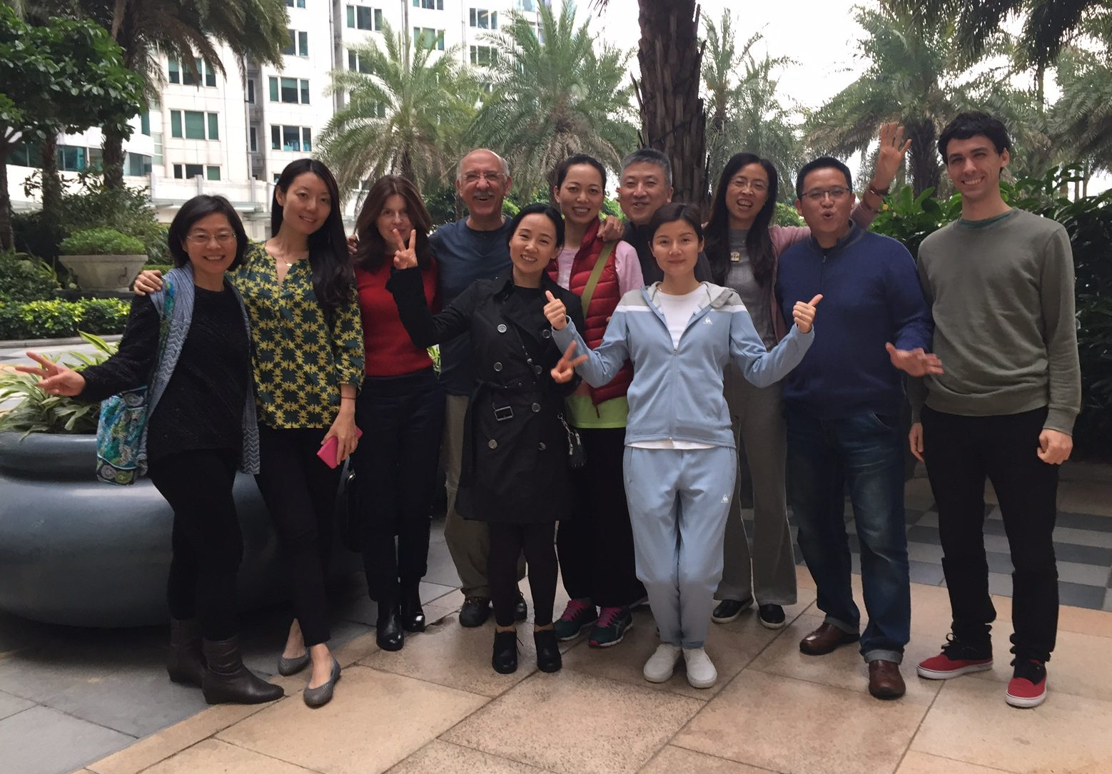 The 13th Communication Course with Gianfranco Brero in Hong Kong from February 17-19, 2017