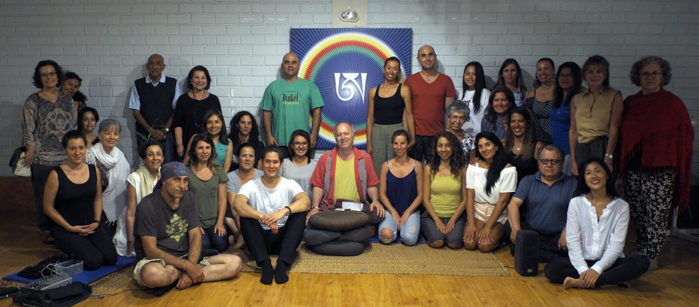 Retreat on Emotions and the Application of Presence with Steven Landsberg, Lima, Peru from February 6 to 9, 2017.
