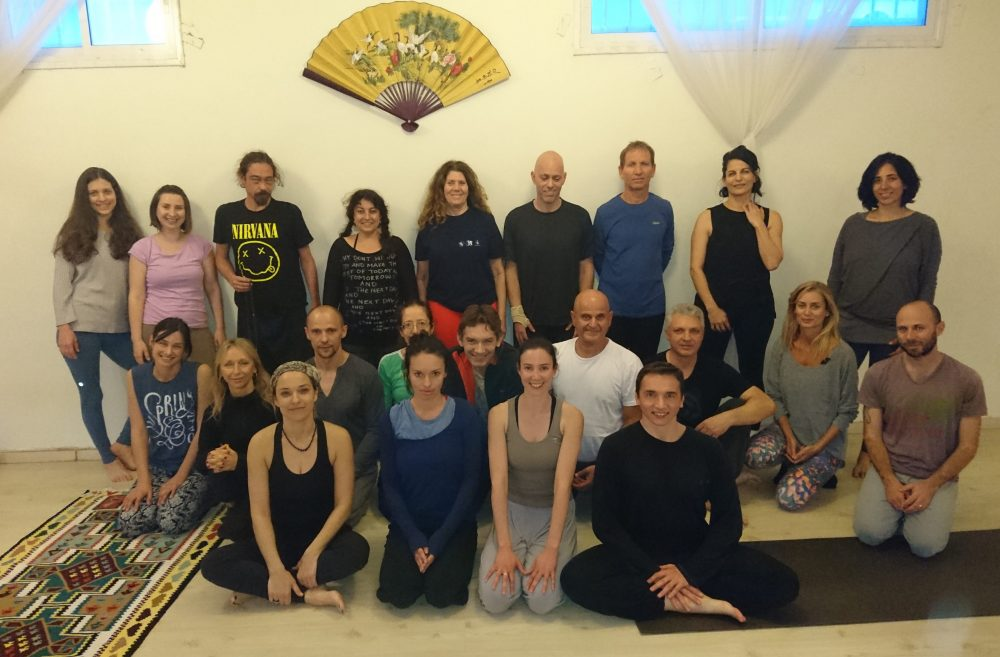 Open Yantra Yoga Course with Revital and Tigran at Abovian city Hod Hasharon, st. Margoa 10, Yoga Studio Ishitva on two weekends, March 3-4 and March 10-11, 2017