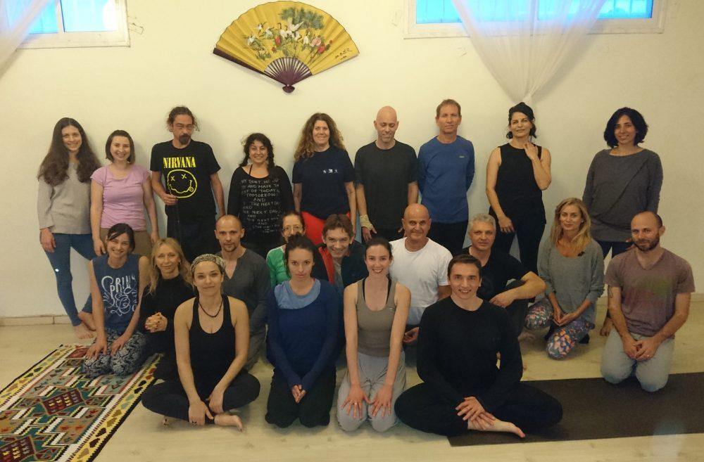 Open Yantra Yoga in Israel