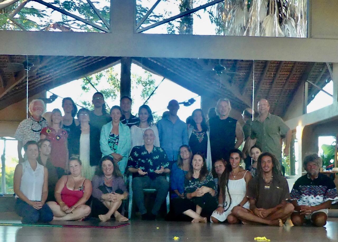 Dream Yoga with Michael Katz from March4-5,2017 in Todos Santos, Baja, Mexico