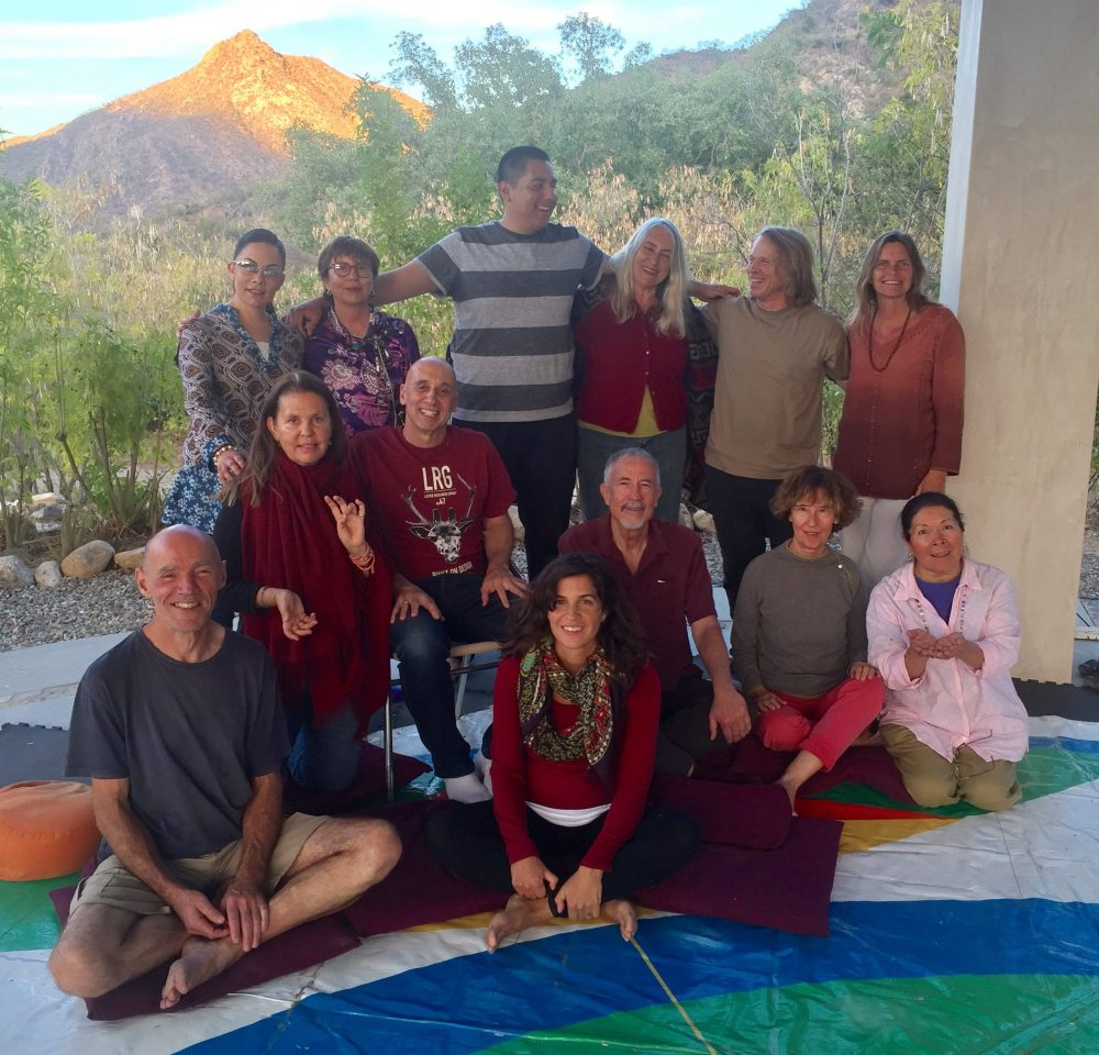 Green Tara Retreat with Michael Katz at Tsegyalgar West in Baja, Mexico from February 21-28, 2017
