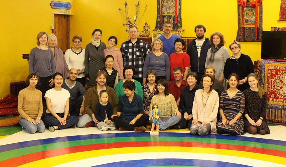 Vajra Dance Teacher's Training With Adriana Dal Borgo