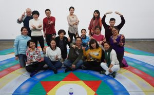 Dance of the Song of Vajra Course in Beijing