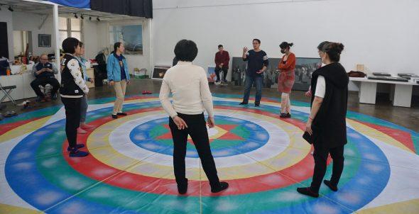 vajra dance beijing