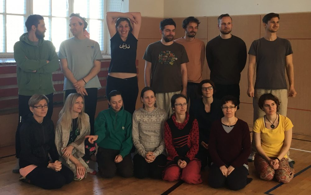 Yantra Yoga Follow Up Course with Magdalena Ourecka in Brno, Czech Republic, March 24th - 26th, 2017