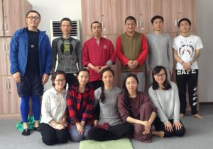 Yantra Yoga Open Course at Samtengar Yichun Center