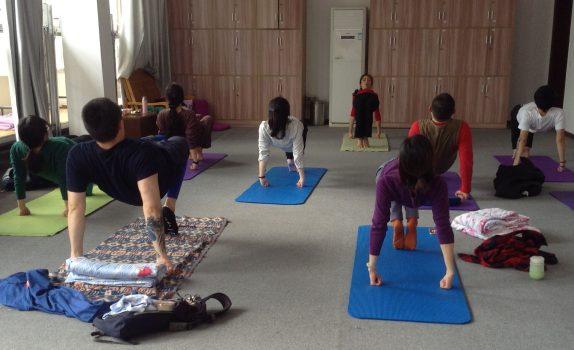 yantra yoga samtengar