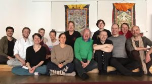 Yantra Yoga and Introduction to Dzogchen in Sweden