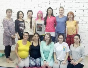 Yantra Yoga for Pregnant Women in Moscow