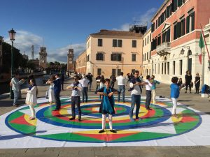 Dance of the Three Vajras at the Venice Biennale