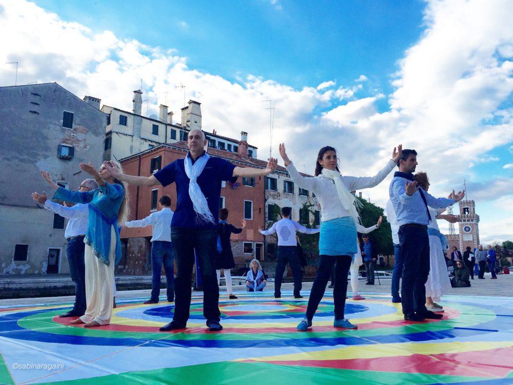 vajra dance venice biennale