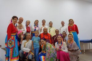 Chögyal Namkhai Norbu's Conference and Khaita Show in Gran Canaria