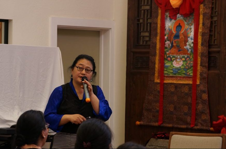 Dr Yangdron Kalsang