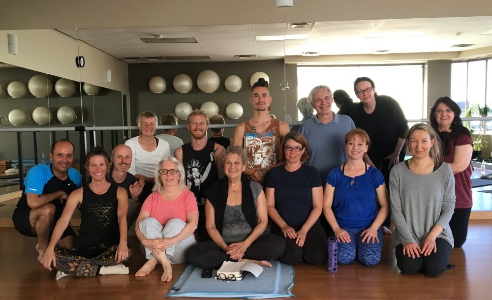 Introduction to Yantra Yoga and Refresher Course with Naomi Zeitz from May 20-21. 2017 in Albuquerque, New Mexico