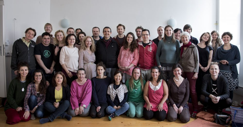 Retreat with Costantino Albini in Prague