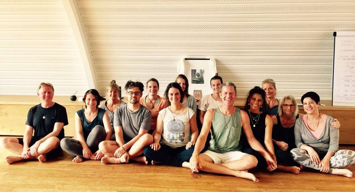 "Introduction to Yantra Yoga on April 29th & 30th, 2017 at Delight Yoga, Amsterdam, Holland.  The course covered the preliminaries and briefly the first series of Yantras with Kevin ""Sahaj"" Wood."