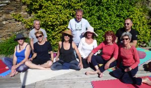 Yantra Yoga in Dejamling, France