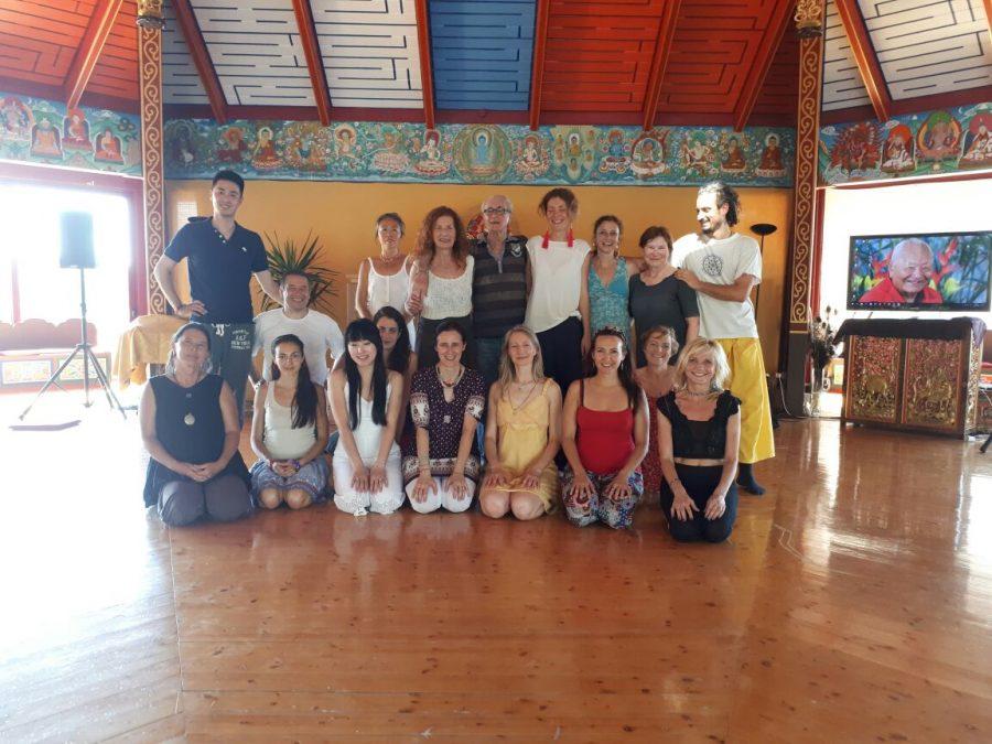 khaita training 50 dances