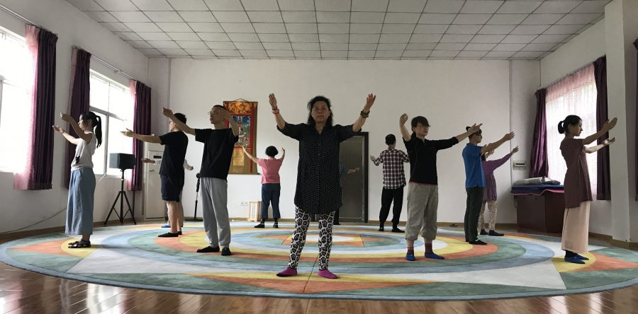 vajra dance samtengar june 2017