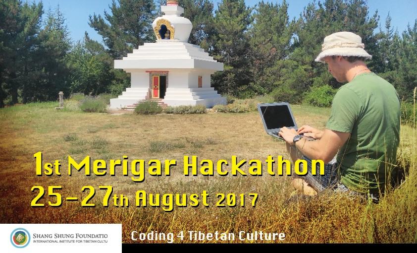 1st Merigar Hackathon
