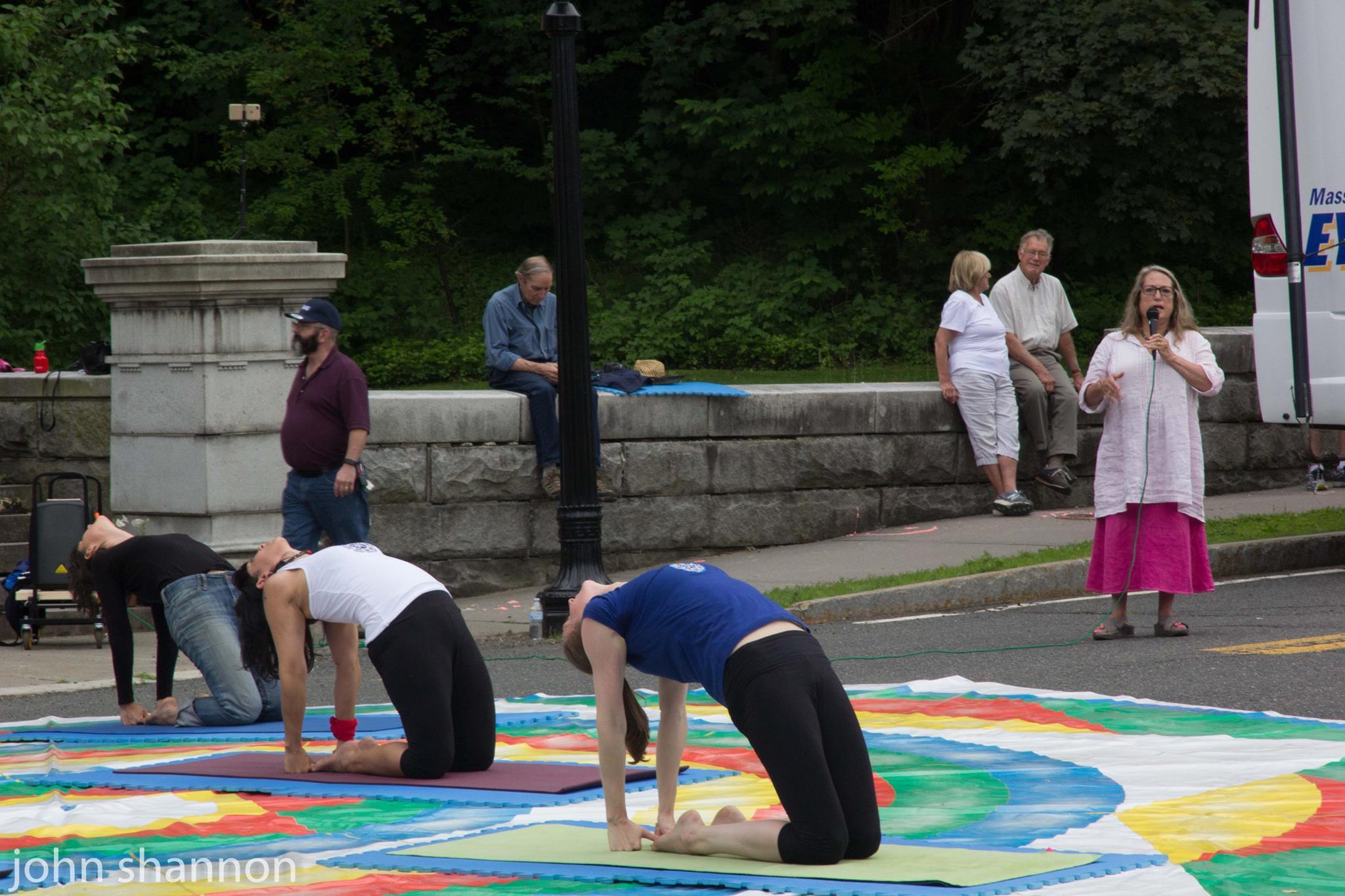 Yantra Yoga Demo