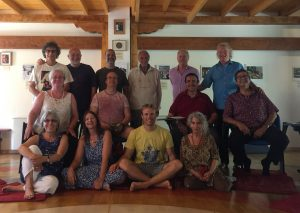 Santi Maha Sangha Teachers' Conference at Merigar