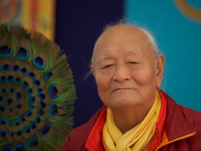 New Program for Chögyal Namkhai Norbu at Dzamling Gar