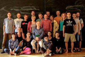 Warsaw Retreat with Steven Landsberg