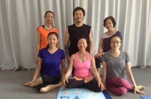 Yantra Yoga Course at Samtengar, China