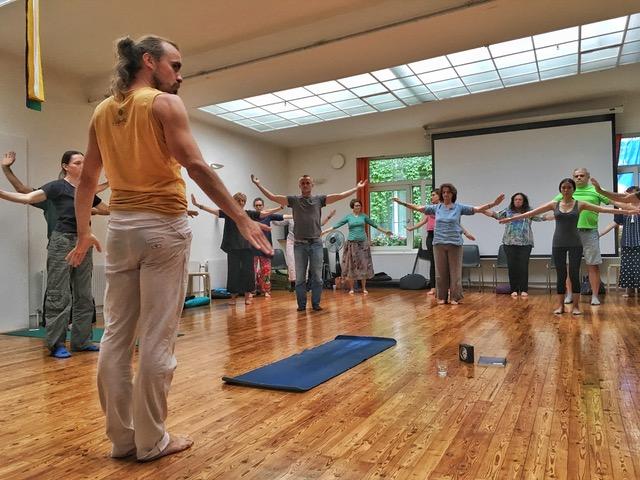 vienna sangha retreat 2017