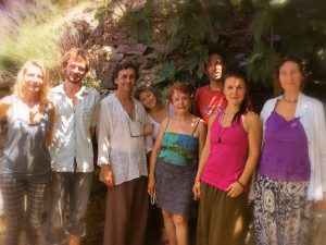 Yantra Yoga Retreat and Course at Dejamling, France