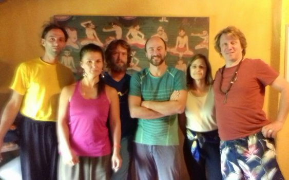 Dejamling France Yantra Yoga Advanced Course