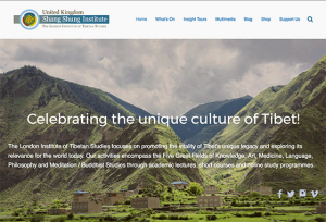 Shang Shung Institute UK New Website Launched!