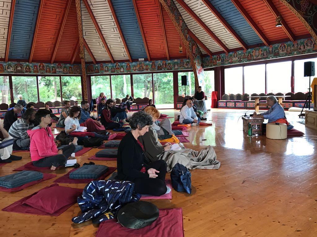 Mindfulness Training at Merigar West